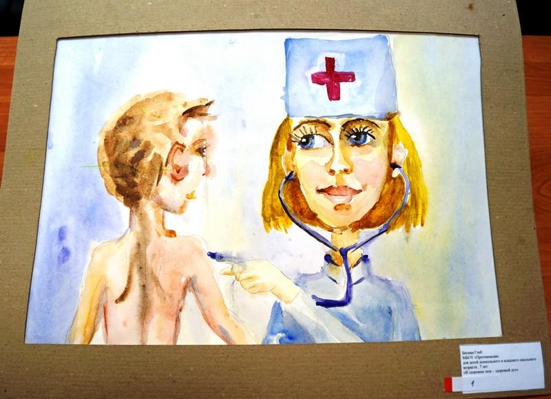 Открытка, картинки на тему моя мама медсестра