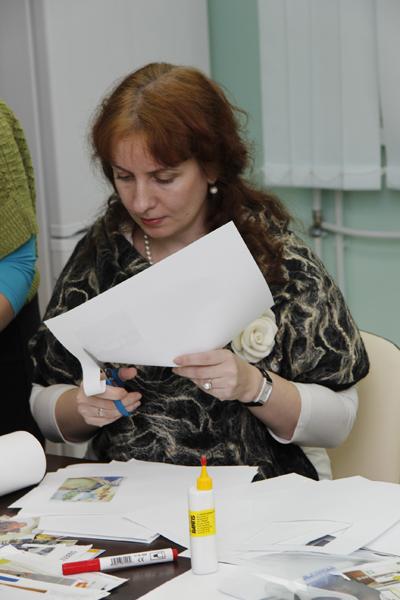 В центре здоровья г ханты-мансийска состоялось занятие для участников психологических групп